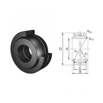 50 mm x 75 mm x 35 mm  ZEN GE50ES plain bearings
